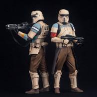 ARTFX+ ShoreTrooper 2 Packs (Squad Leader & Captain) 1/10 PVC Figure