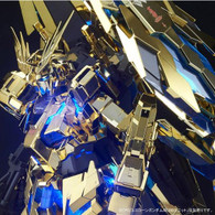 PG 1/60 Unicorn Gundam 03 Phenex Plastic Model