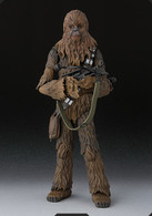 S.H.Figuarts Chewbacca (A NEW HOPE)Action Figure