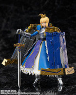 Armor Girls Project Saber/Artria Pendragon & Change [Variable Excalibur] Action Figure