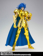 Saint Seiya Cloth Myth EX Gemini Saga (Revival Ver.) Action Figure