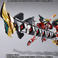 METAL BUILD Powered Red & 150 Gerbera Straight [Power] Option Set