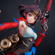 Hdge Technical Statue No.17 Kabaneri of the Iron Fortress Mumei Haruhiko Mikimoto Full Supervision Ver. PVC Figure