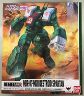 HI-METAL R MBR-07-MKII Destroid Spartan Action Figure