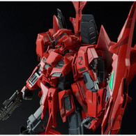 MG 1/100 MSZ-006P2/3C Z Gundam Unit 03 P2 Type Red Zeta Plastic Model