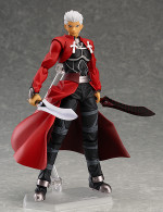 figma Archer Action Figure
