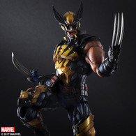 Marvel Universe Variant Play Arts Kai Wolverine Action Figure