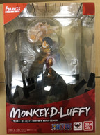 Figuarts Zero Monkey D Luffy -Brother's Bond-  PVC Figure