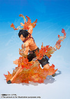 Figuarts Zero Portgas D Ace -Brother's Bond-  PVC Figure