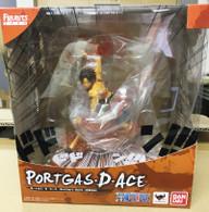 Figuarts Zero Portgas D Ace -Brother's Bond-  PVC Figure