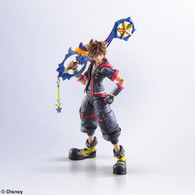 Kingdom Hearts III Bring Arts Sora Action Figure