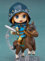 Nendoroid Link: Breath of the Wild Ver.  DX Edition Action Figure