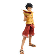 Variable Action Heroes One Piece Series Monkey D Luffy Past Blue (Ver. Yellow) Action Figure