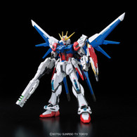 RG 1/144 GAT-X105B/FP Build Strike Gundam Full Package Plastic Model