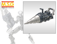 KOTOBUKIYA Heavy Weapon Unit MH09 Vortex Driver Parts