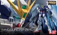 BANDAI 1/144 Real Grade RG XXXG-00W0 Wing Gundam Zero EW
