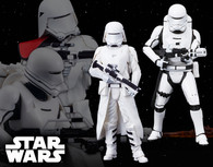 ARTFX+ First Order SnowTrooper & FlameTrooper 2 Pack Force Awakens Version 1/10 PVC Figure