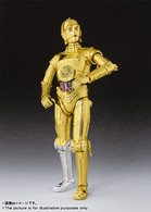 S.H.Figuarts C-3PO (A NEW HOPE) Action Figure
