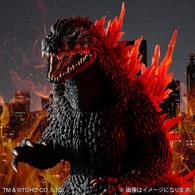 Toho 30cm Series Godzilla (1999) Poster Image Ver PVC Figure