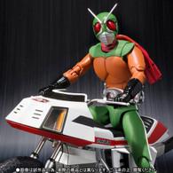 S.H.Figuarts Kamen Masked Rider SkyRider & SkyTurbo SET Action Figure
