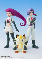 S.H.Figuarts Team Rocket Action Figure