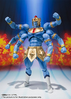 S.H.Figuarts Ashuraman Original Color Edition Action Figure