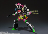 S.H.Figuarts Kamen Masked Rider Ex-Aid Hunter Action Gamer Lv.5 Action Figure