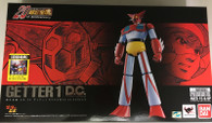 Soul of Chogokin GX-74 Getter 1 D.C. Action Figure w/Bonus