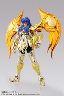 Saint Seiya Cloth Myth EX Scorpion Milo (God Cloth) Action Figure