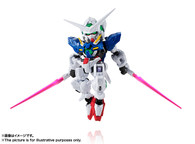 Nxedge Style [MS UNIT] Gundam Exia Action Figure