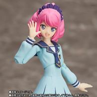 S.H.Figuarts Sakuraba Roller (Winter School Uniform Ver.) Action Figure