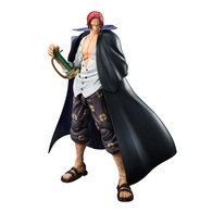 Variable Action Heroes One Piece Series Red Haired Shanks w/Bonus Action Figure