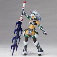 Vulcanlog 021 Monhan Revo Hunter Woman of the Sword Kirin U Series Actiopn Figure