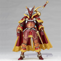 Vulcanlog 022 Monhan Revo Hunter Man of the Sword Kaiser X Series Action Figure
