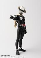 S.H.Figuarts (Shinkoccou Seihou) Kamen Masked Rider Skull Action Figure