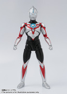 S.H.Figuarts Ultraman Orb (Orb Origin) Action Figure