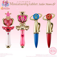Miniaturely Tablet Sailor Moon 6 (6 pieces included)