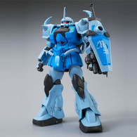 MG 1/100 MS-07B3 Gouf Custom (Gravity Front Image Color Ver.) Plastic Model