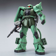MG 1/100 MS-06J Zaku II (Gravity Front Image Color Ver.) Plastic Model