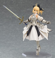 figma Saber/Altria Pendragon [Lily] Action Figure