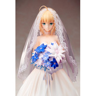 Aniplex Saber 10th Royal Dress Ver Fate/stay night TYPE-MOON 1/7