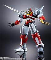 Soul of Chogokin GX-39 Baikanfu (Renewal Ver.) (Completed) Action Figure