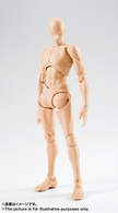 S.H.Figuarts Body-kun Rihito Takarai Edition (Pale Orange Color Ver.) (Completed) Action Figure