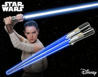 Lightsaber Chopstick Rey Light Up Ver.