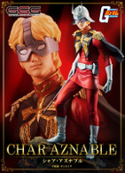 Gundam Guys Generation Mobile Suit Gundam Char Aznable 1/8 PVC Figure (Completed)