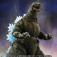 S.H.MonsterArts Godzilla (Poster Ver.) Action Figure (Completed)