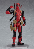 figma Deadpool Action Figure (Completed)