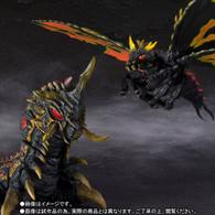 S.H.MonsterArts Butler adult & Butler Larval Special Color Ver. Action Figure (Completed)
