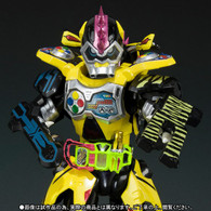 S.H.Figuarts Kamen Masked Rider Lazer Hunter Bike Gamer Level 5 Action Figure (Completed)