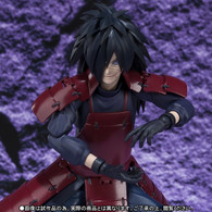 S.H.Figuarts Uchiha Madara Action Figure (Completed)
